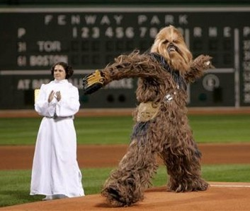 Chewbacca Pitch