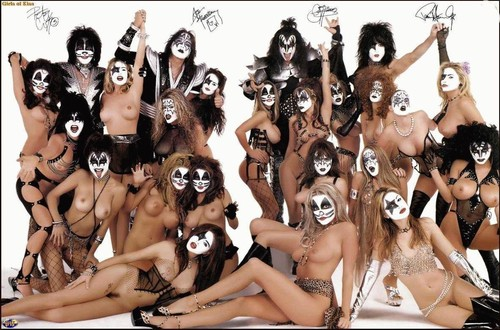 Girls of Kiss (NSFW)