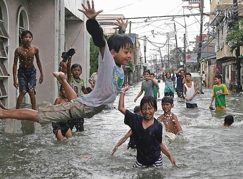 Make Floods Fun