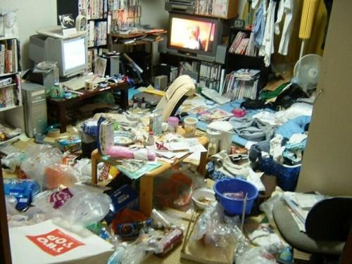 Messy Slob