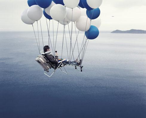 Floatin Around