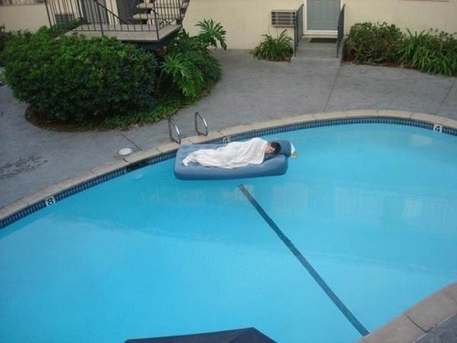 A new take on waterbed