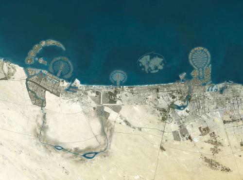 Dubai. It's frickin insane.
