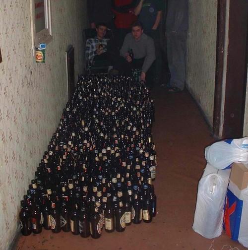 Buncha Bottles
